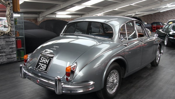 1964 Jaguar MK II 3.8 For Sale (picture 7 of 222)