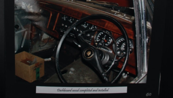 1964 Jaguar MK II 3.8 For Sale (picture 200 of 222)