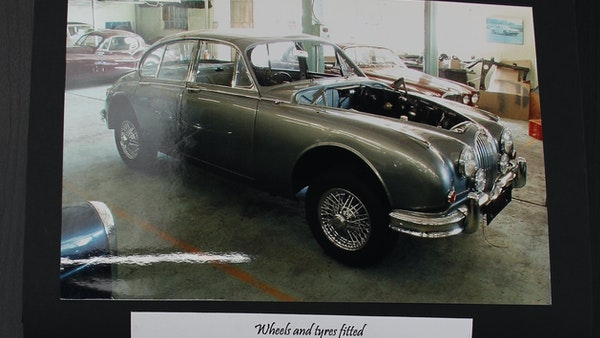 1964 Jaguar MK II 3.8 For Sale (picture 187 of 222)