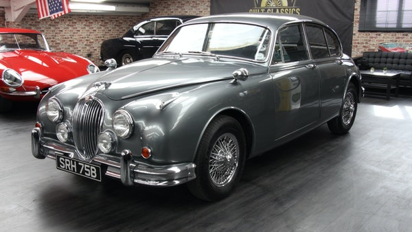 1964 Jaguar MK II 3.8 For Sale (picture 11 of 222)