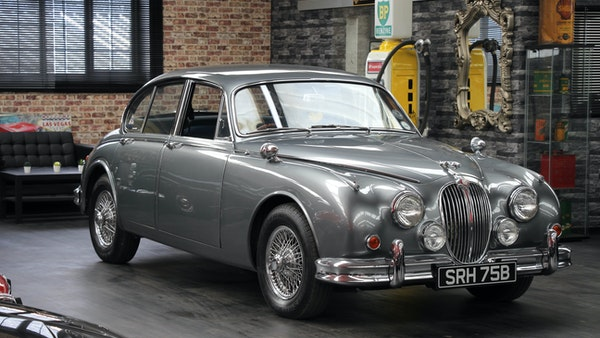 1964 Jaguar MK II 3.8 For Sale (picture 15 of 222)