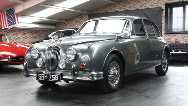 1964 Jaguar MK II 3.8 For Sale (picture 1 of 222)