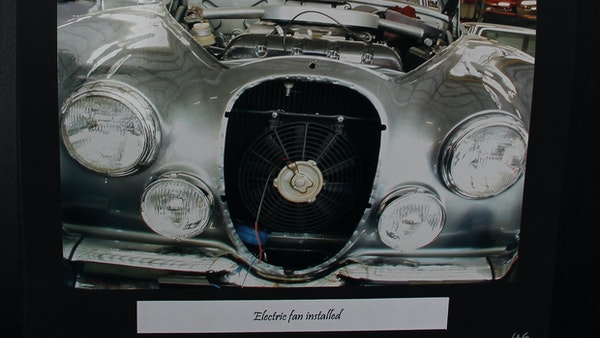 1964 Jaguar MK II 3.8 For Sale (picture 196 of 222)