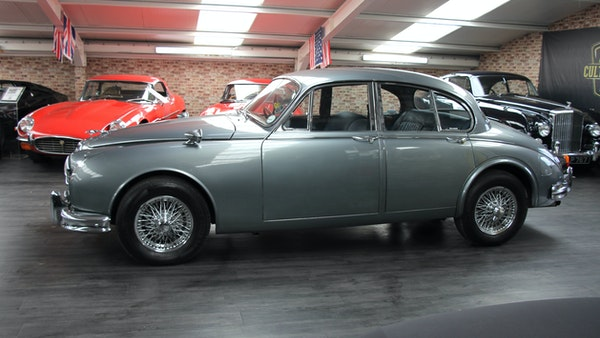 1964 Jaguar MK II 3.8 For Sale (picture 9 of 222)