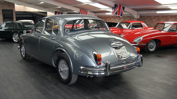 1964 Jaguar MK II 3.8 For Sale (picture 6 of 222)