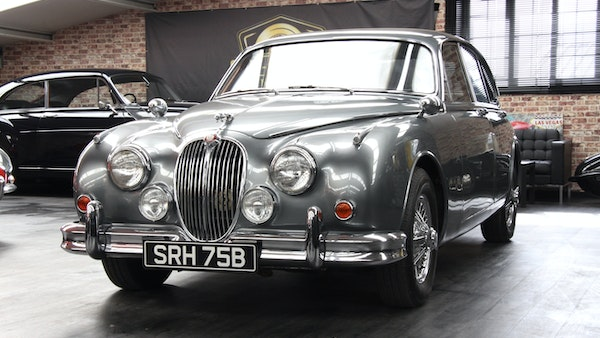 1964 Jaguar MK II 3.8 For Sale (picture 16 of 222)
