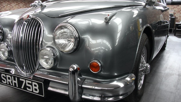 1964 Jaguar MK II 3.8 For Sale (picture 100 of 222)