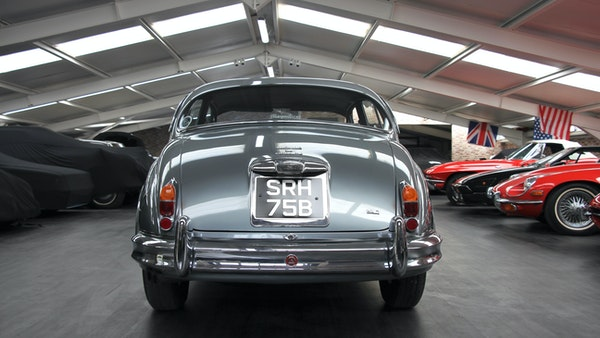 1964 Jaguar MK II 3.8 For Sale (picture 4 of 222)