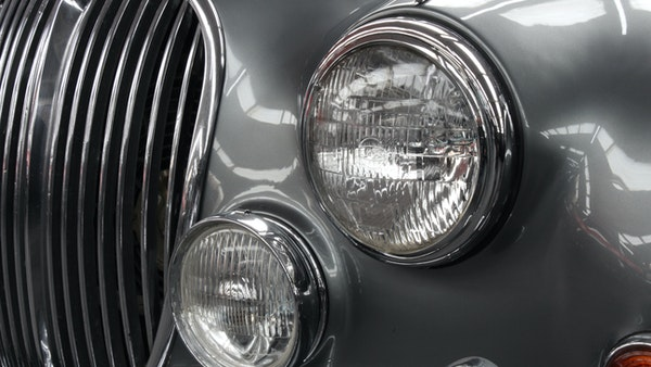 1964 Jaguar MK II 3.8 For Sale (picture 102 of 222)