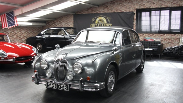 1964 Jaguar MK II 3.8 For Sale (picture 10 of 222)