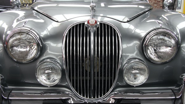 1964 Jaguar MK II 3.8 For Sale (picture 99 of 222)