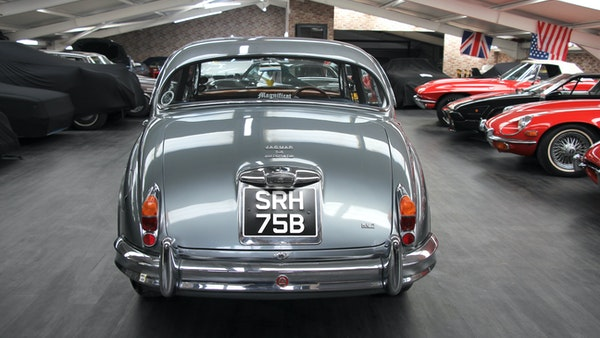 1964 Jaguar MK II 3.8 For Sale (picture 13 of 222)