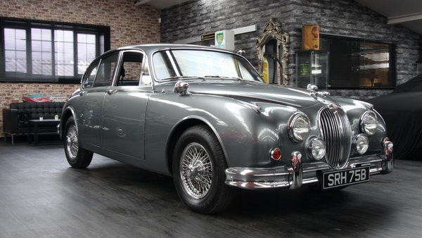 1964 Jaguar MK II 3.8 For Sale (picture 3 of 222)