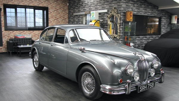 1964 Jaguar MK II 3.8 For Sale (picture 14 of 222)