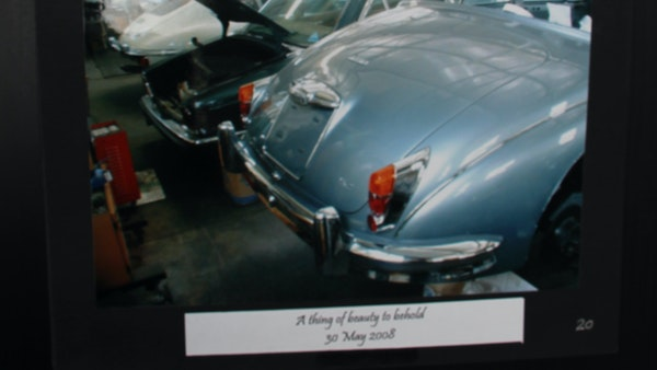 1964 Jaguar MK II 3.8 For Sale (picture 170 of 222)