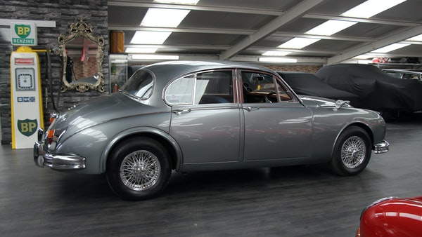 1964 Jaguar MK II 3.8 For Sale (picture 8 of 222)