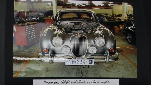 1964 Jaguar MK II 3.8 For Sale (picture 175 of 222)