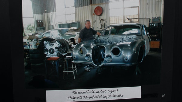 1964 Jaguar MK II 3.8 For Sale (picture 160 of 222)