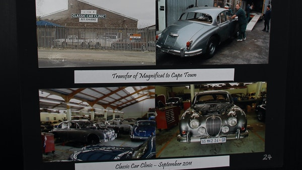 1964 Jaguar MK II 3.8 For Sale (picture 174 of 222)