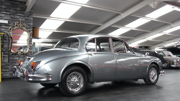 1964 Jaguar MK II 3.8 For Sale (picture 17 of 222)