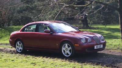 2004 Jaguar S-Type R