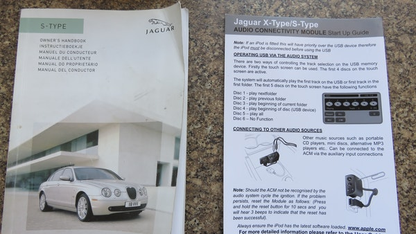RESERVE LOWERED - 2006 Jaguar S-Type R For Sale (picture 58 of 63)