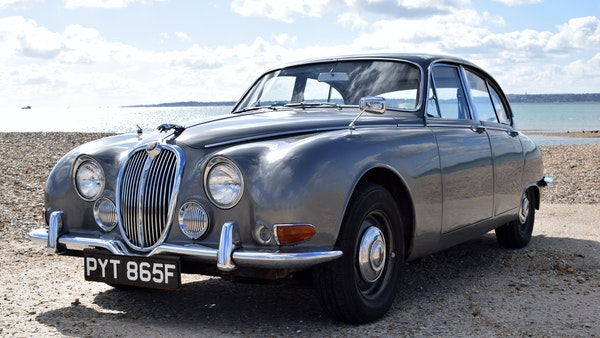 RESERVE LOWERED - 1967 Jaguar S Type 3.8 For Sale (picture 8 of 129)