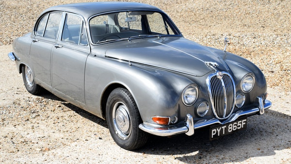 RESERVE LOWERED - 1967 Jaguar S Type 3.8 For Sale (picture 12 of 129)