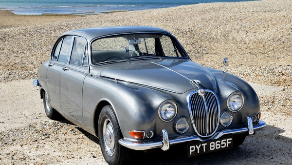 RESERVE LOWERED - 1967 Jaguar S Type 3.8 For Sale (picture 17 of 129)