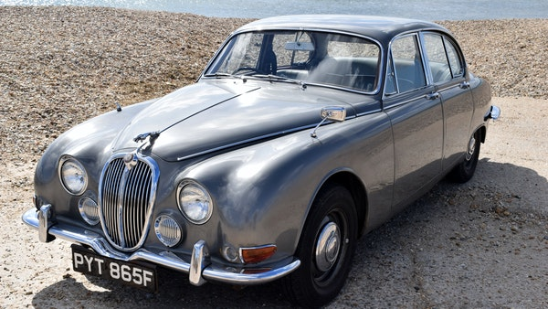 RESERVE LOWERED - 1967 Jaguar S Type 3.8 For Sale (picture 6 of 129)