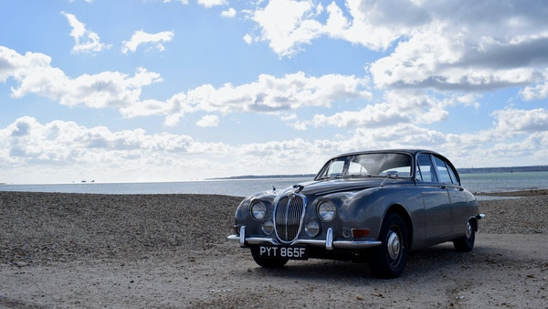 RESERVE LOWERED - 1967 Jaguar S Type 3.8 For Sale (picture 18 of 129)