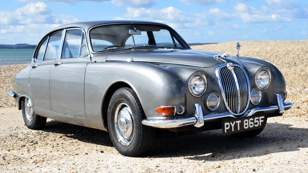 RESERVE LOWERED - 1967 Jaguar S Type 3.8 For Sale (picture 1 of 129)