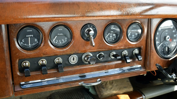 RESERVE LOWERED - 1967 Jaguar S Type 3.8 For Sale (picture 102 of 129)