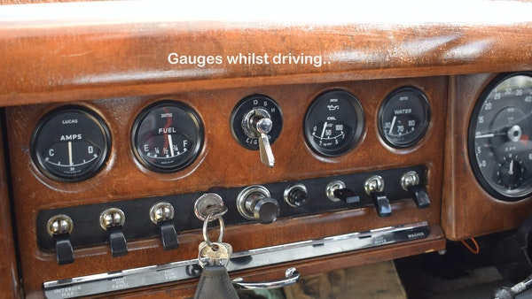 RESERVE LOWERED - 1967 Jaguar S Type 3.8 For Sale (picture 110 of 129)