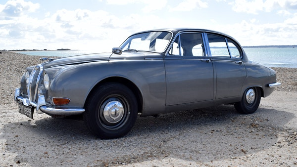 RESERVE LOWERED - 1967 Jaguar S Type 3.8 For Sale (picture 9 of 129)