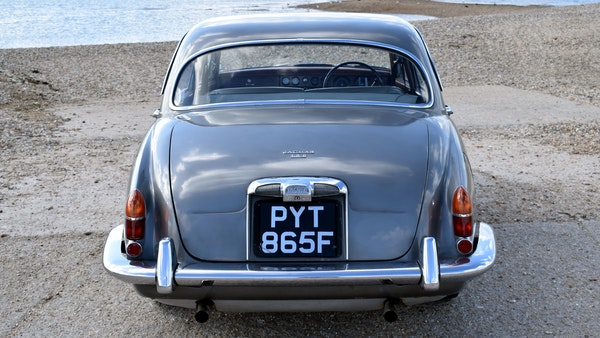 RESERVE LOWERED - 1967 Jaguar S Type 3.8 For Sale (picture 5 of 129)