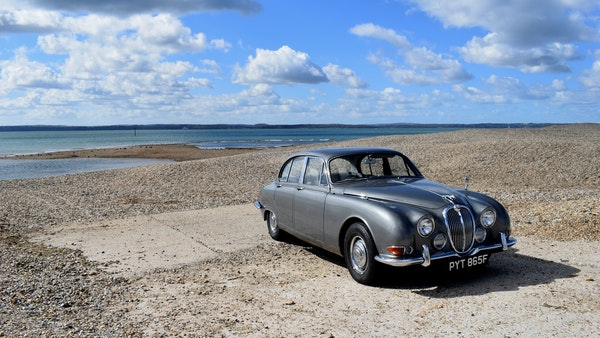 RESERVE LOWERED - 1967 Jaguar S Type 3.8 For Sale (picture 3 of 129)