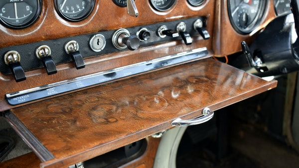 RESERVE LOWERED - 1967 Jaguar S Type 3.8 For Sale (picture 103 of 129)