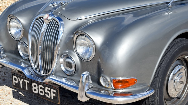 RESERVE LOWERED - 1967 Jaguar S Type 3.8 For Sale (picture 56 of 129)