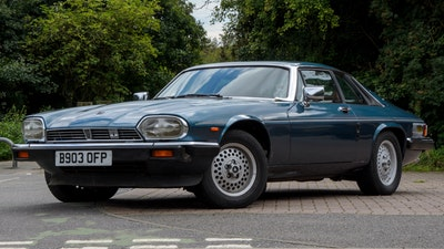 1985 - Jaguar XJ-S 3.6 Manual Coupe