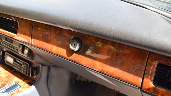1990 Jaguar XJ-S V12 Convertible LHD For Sale (picture 53 of 120)