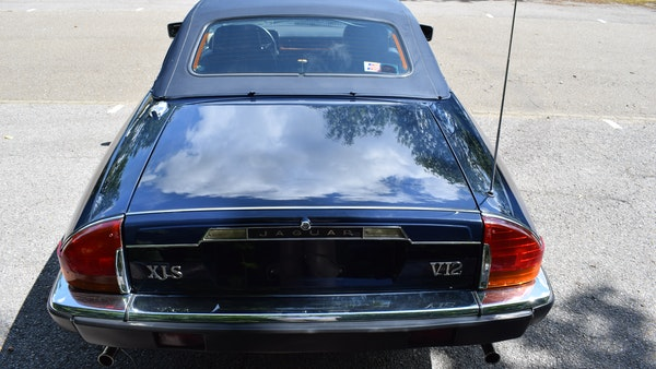 1990 Jaguar XJ-S V12 Convertible LHD For Sale (picture 18 of 120)
