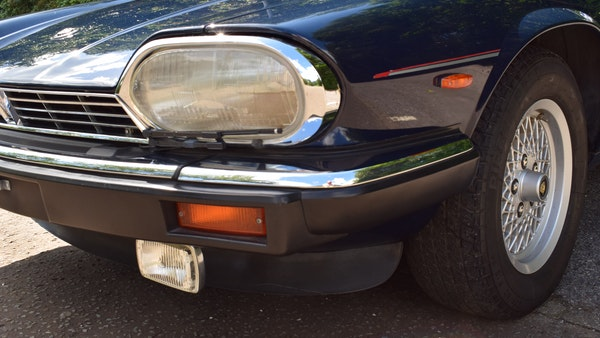 1990 Jaguar XJ-S V12 Convertible LHD For Sale (picture 74 of 120)