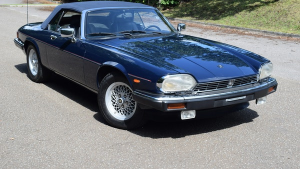 1990 Jaguar XJ-S V12 Convertible LHD For Sale (picture 14 of 120)