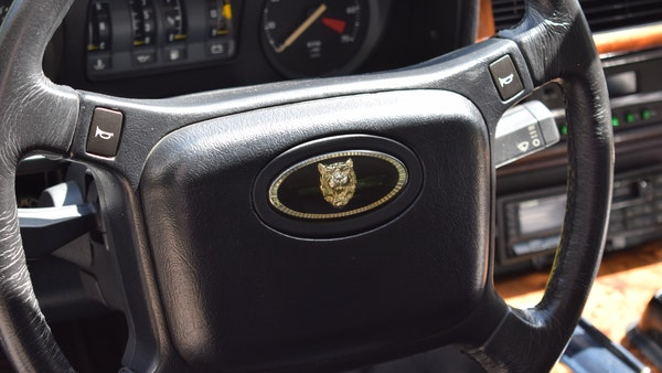 1990 Jaguar XJ-S V12 Convertible LHD For Sale (picture 28 of 120)