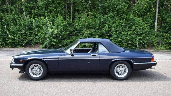 1990 Jaguar XJ-S V12 Convertible LHD For Sale (picture 15 of 120)