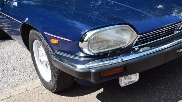 1990 Jaguar XJ-S V12 Convertible LHD For Sale (picture 75 of 120)