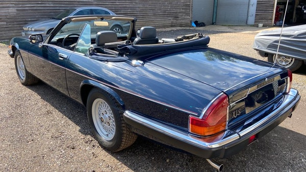 1990 Jaguar XJ-S V12 Convertible LHD For Sale (picture 7 of 120)