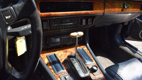 1990 Jaguar XJ-S V12 Convertible LHD For Sale (picture 31 of 120)