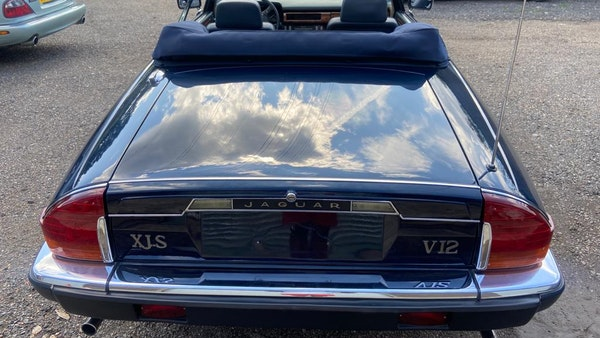 1990 Jaguar XJ-S V12 Convertible LHD For Sale (picture 70 of 120)